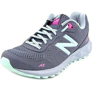 New Balance Gray Trail Running Shoes Size 8.5